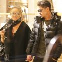 "<em><span class=""exclusive"">EXCLUSIVE VIDEO</span></em> - Mariah Carey Shuts Down Louis Vuitton During Shopping Trip In Aspen"