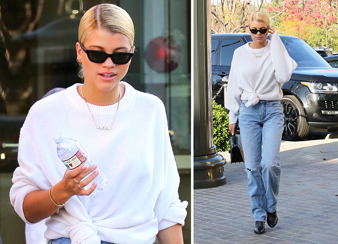 Sofia Richie Reportedly Won't Appear on 'KUWTK'