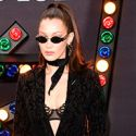 Bella Hadid, Cindy Crawford And Kaia Gerber Put Their Best Fashion Foot Forward In Paris