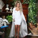 Khloe Kardashian Reveals The Name She's Picked For Her Baby Boy On <em>Ellen</em>