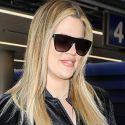 Pregnant Khloe Kardashian Looks Amazing!
