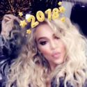 "Khloe Kardashian Celebrates New Year's Eve With ""Sooooo Handsome"" Baby Daddy Tristan Thompson"