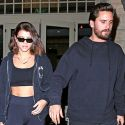 Scott Disick And Sofia Richie Hold Hands After Romantic Dinner Date