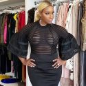 Nene Leakes Flashes Her Nipples While Promoting Her Clothing Line