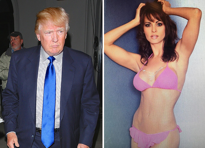 Trump had affair with Playboy Playmate, used 'elaborate system' to hide it