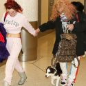 Bella Thorne Returns To LA After Giving Raunchy Performance On Stage With Boyfriend Mod Sun