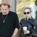 Lady Gaga And Fiance Christian Carino Go On A Stylish Coffee Run
