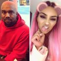No More Pretty In Pink For Kim, But Now Kanye's Rocking Pastel Hair!