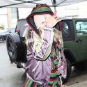 Paris Jackson Turns Up At Kathy Hilton's Birthday Bash