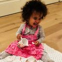 Rob Kardashian Shares Pix Of Daughter Dream's Morning Tea Party