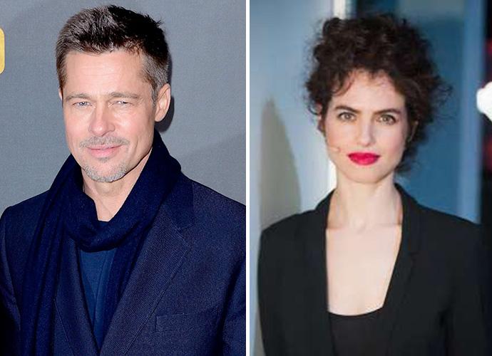 Brad Pitt Is 'Absolutely Smitten' With MIT Professor Neri Oxman