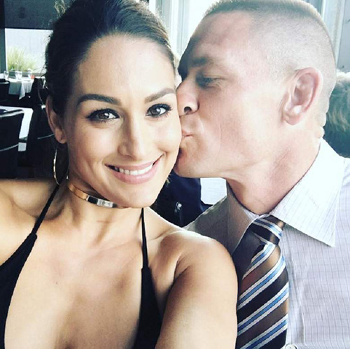John Cena And Nikki Bella Call Off Engagement, End Relationship Of 6 Years