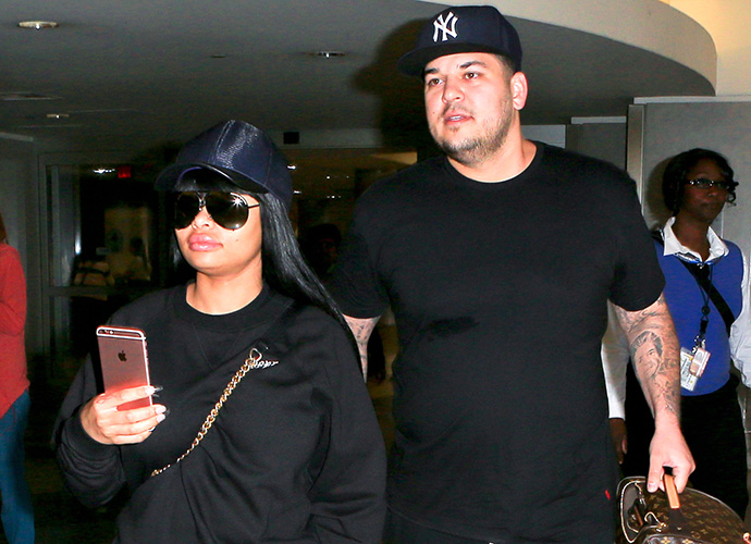 Blac Chyna Prepared To Fight Rob Kardashian For Custody Of Daughter Dream