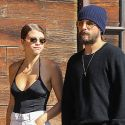 "<em><span class=""exclusive"">EXCLUSIVE PHOTOS & VIDEO</span></em> - Just When You Thought Scott Disick And Sofia Richie Had Called It Quits, They Show Up In Malibu In Scott's Rolls Royce, Flexing In Serious Fashion"