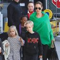 "Report: Angelina Jolie ""Resents"" Brad Pitt For Forcing Her To Settle Down In LA With The Kids"