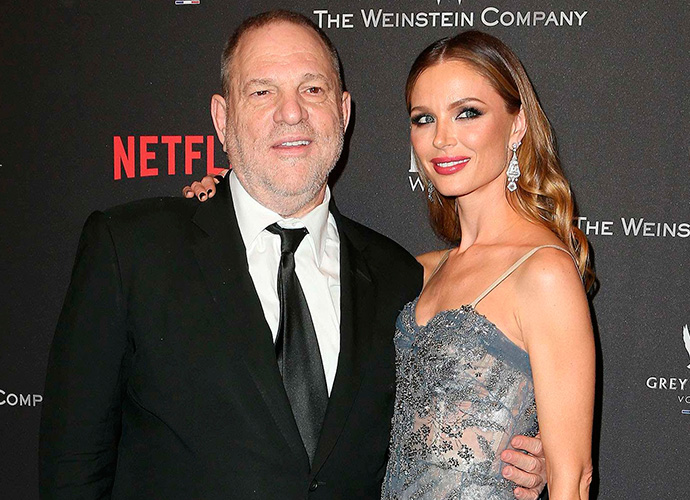 Harvey Weinstein's wife opens up about 'humiliation'