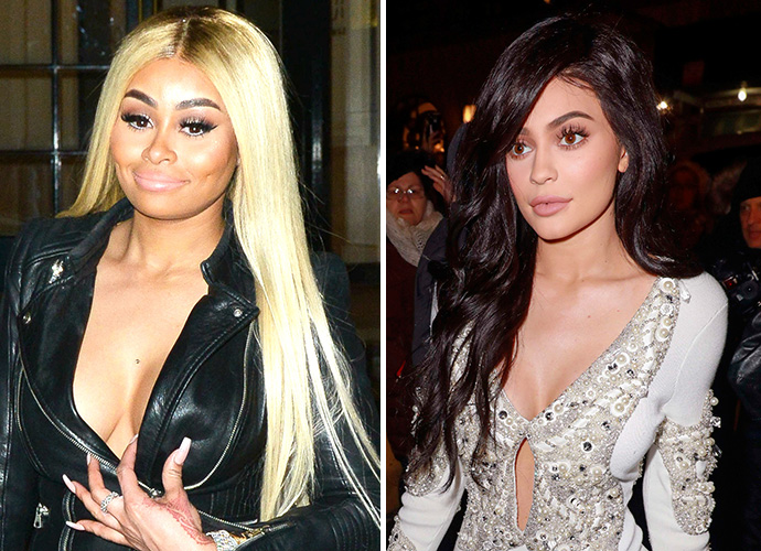 Blac Chyna Demands Cash From Kylie Jenner's 'Life of Kylie'