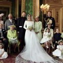 Prince Harry And Meghan Markle's Official Wedding Photos Released