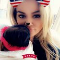 Khloe Shares Memorial Day Selfie With Daughter True Amid Drama With Tristan Thompson