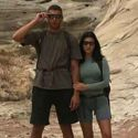 Kourtney And Younes Celebrate His Birthday And Their Anniversary At Luxury Utah Resort