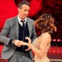Ryan Reynolds Busts A Move For Italian <em>DWTS</em>