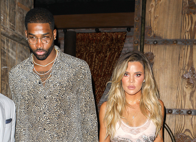 Tristan Thompson moves back in with Khloe Kardashian