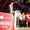 Jimmy Fallon Gives Commencement Speech At Marjory Stoneman Douglas High School Graduation