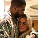 Khloe Kardashian And Tristan Thompson Return To LA For Father's Day - For The First Time Since Baby True Was Born!