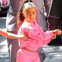 Kim Celebrates Daughter North's 5th Birthday