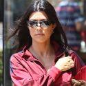 We Asked Kourtney Kardashian About Former Fling Justin Bieber Getting Engaged...