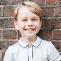 Prince George's Birthday Photo Is Too Cute!!!
