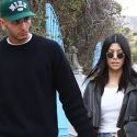 "Report: Younes Bendjima's Instagram Diss Of GF Kourtney Kardashian Was A ""Joke"""