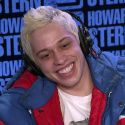 Pete Davidson Gushes Over Ariana Grande On Howard Stern's Radio Show