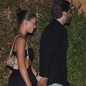 Sofia Richie Celebrates Her New Boobs With Her Boo In The 'Bu