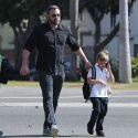 Ben Affleck Is Back On Daddy Duty!