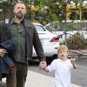 Ben And Jen Reunite For Daughter Violet's Volleyball Game, As Actress Files To Make Divorce Final