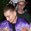 "<em><span class=""exclusive"">EXCLUSIVE</span></em> - Justin And Hailey Have An Awkward Run-In With His Ex Chantel Jeffries!"