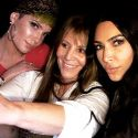 Halsey And Her Mom Join Kim Kardashian At Travis Scott's Astroworld Concert As The Singer Defends Her Performance On <em>The Voice</em>