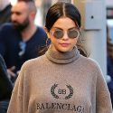 Selena Gomez Balls In Balenciaga And Gucci For Lunch In Beverly Hills