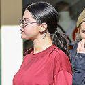Selena Gomez Gets HOT At Hot Pilates