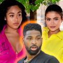No Way! Khloe's Baby Daddy Tristan Thompson Has Been Hooking Up With Kylie Jenner's BFF Jordyn Woods!