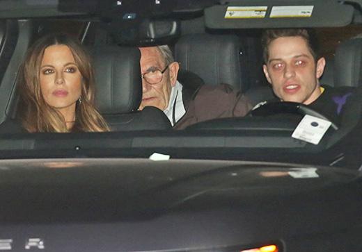 Kate Beckinsale introduces her parents to boyfriend Pete Davidson!