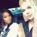 Khloe Whisks Besties Malika and Khadijah Off To Vegas On A Private Jet For Their Birthdays