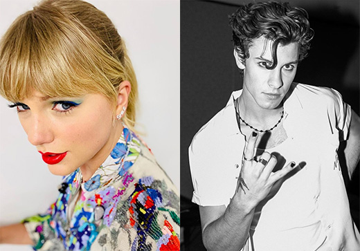 "Taylor Swift announces the upcoming release of a Shawn Mendes remix of her hit single ""Lover"" and we can't wait!"