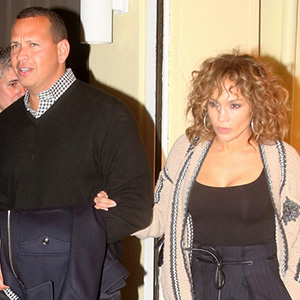 Do You Believe That A-Rod Cheats On J.Lo?