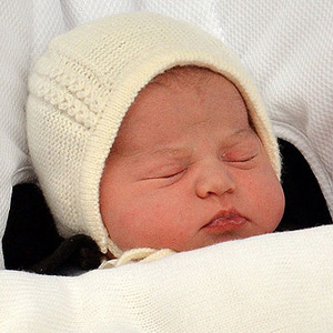 Do You Like Princess Charlotte Elizabeth Diana's Name?