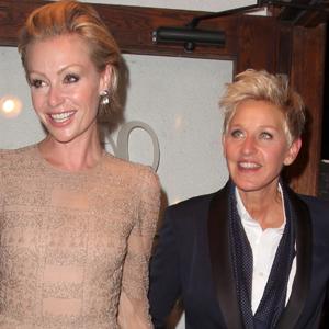 Do you think Ellen and Portia will split?