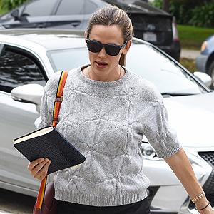 Do you think Jennifer Garner is pregnant?