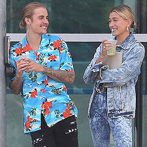 Do you think Justin and Hailey are already married?
