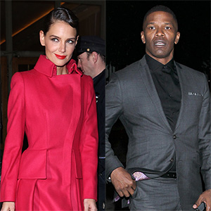 Do You Think Katie Holmes And Jamie Foxx Are Dating?